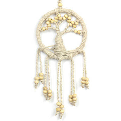Tree Of Life Dreamcatcher - Carved Culture