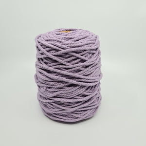 Macrame Cotton Rope - Lavender