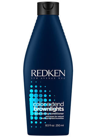 Color extend brown lights conditioner