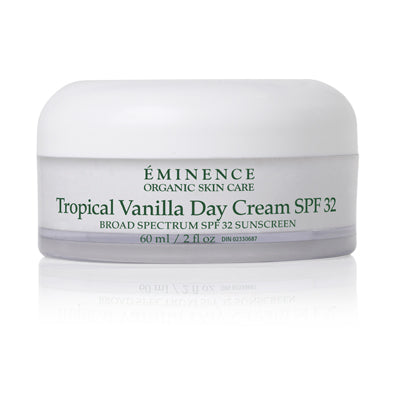 Tropical vanilla cream (face)