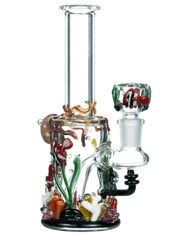 """Under the Sea"" Mini Bong"