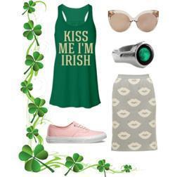 Don't get pinched on St. Paddy's Day! We have got the perfect outfit for you!