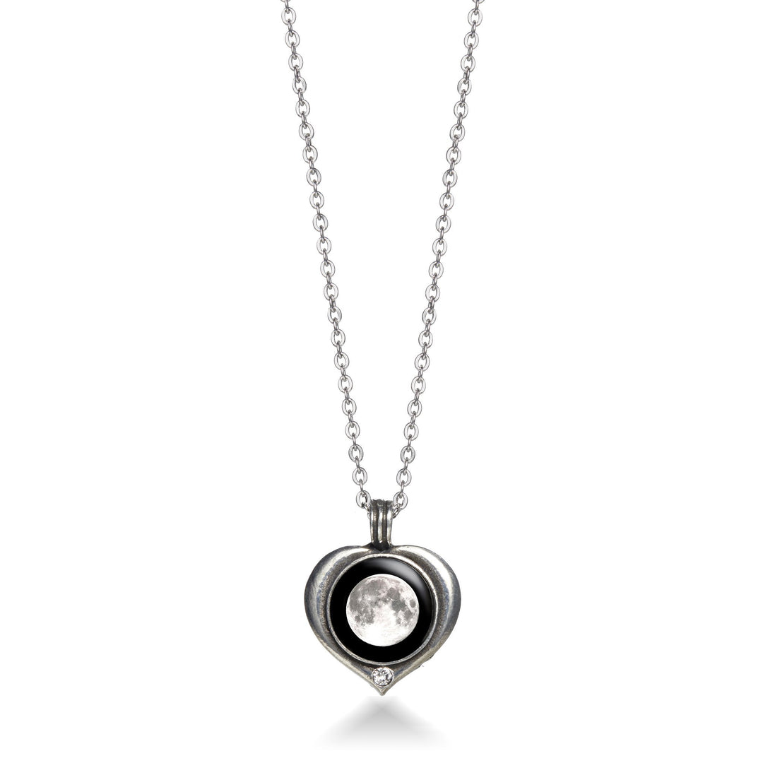 Venus Moon Conjunction Necklace