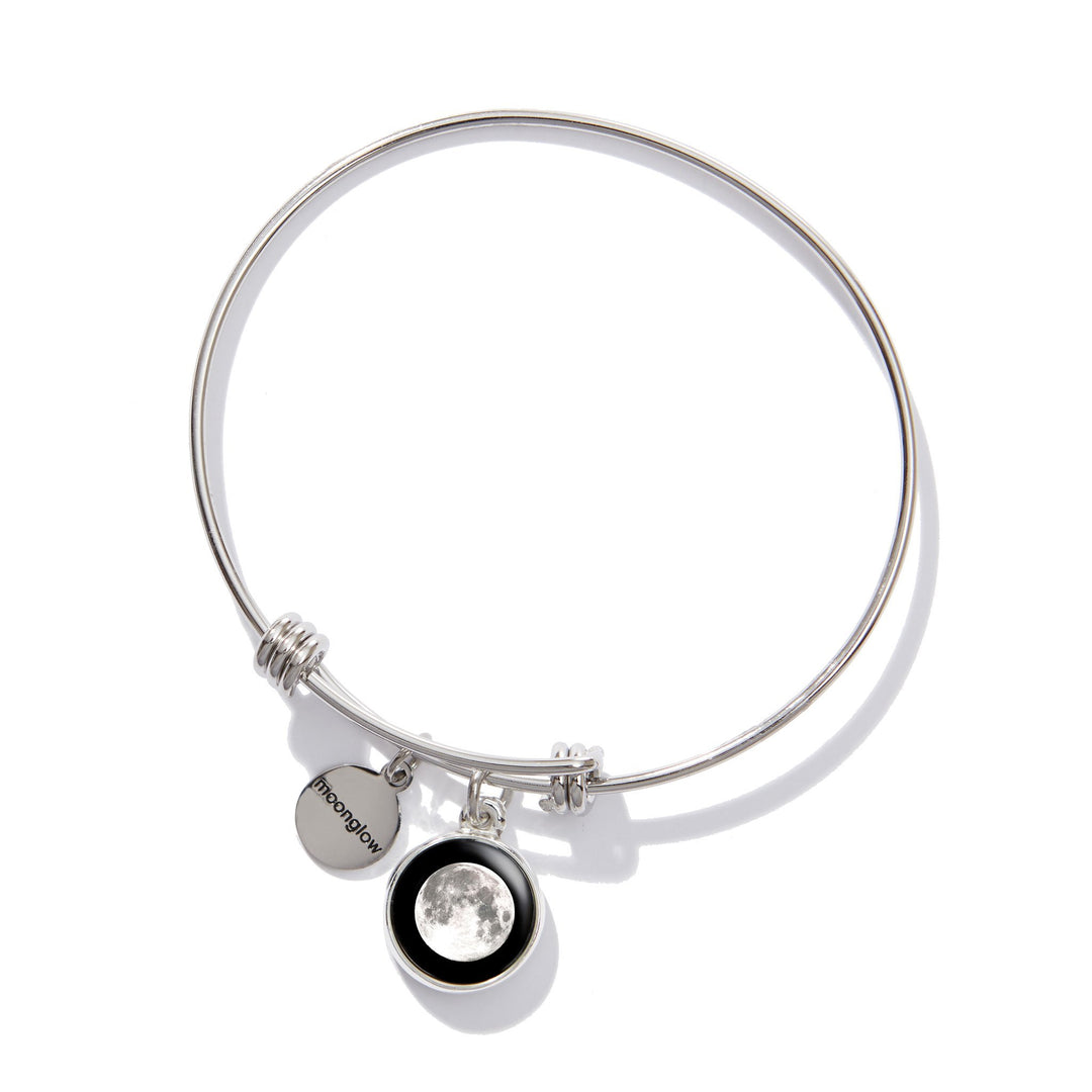 Moonstock Bangle Bracelet