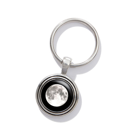 Regio Keychain in Pewter