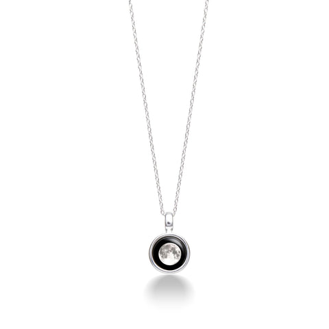 birth moon necklace