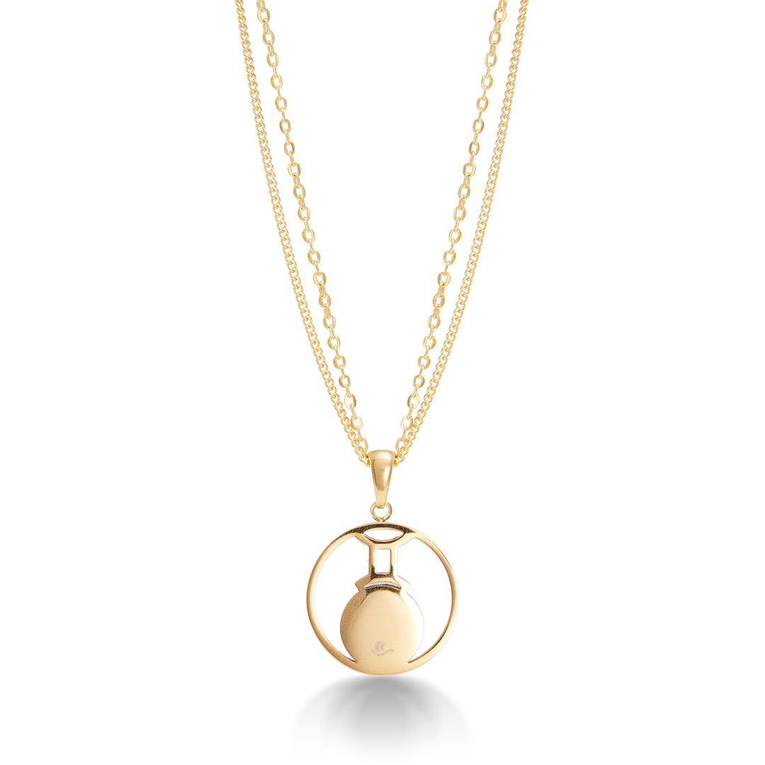 The Stella Necklace - in Gold
