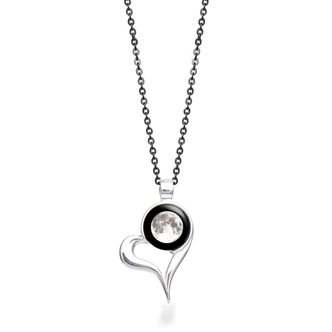 Moonlight Namaqua Necklace in Silver