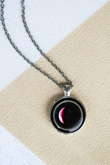 Pink Midnight Apollo necklace