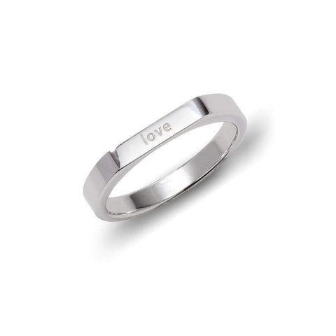 Engravable Ring