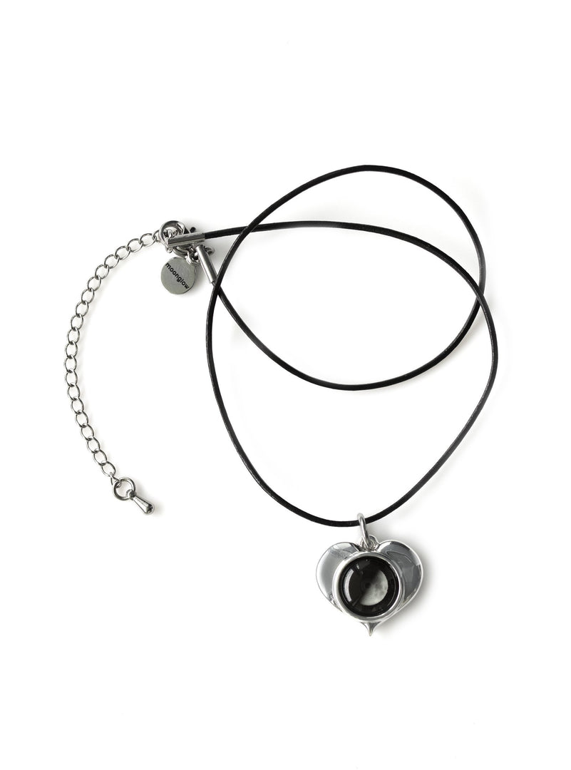 Love by the Moon Choker Necklace