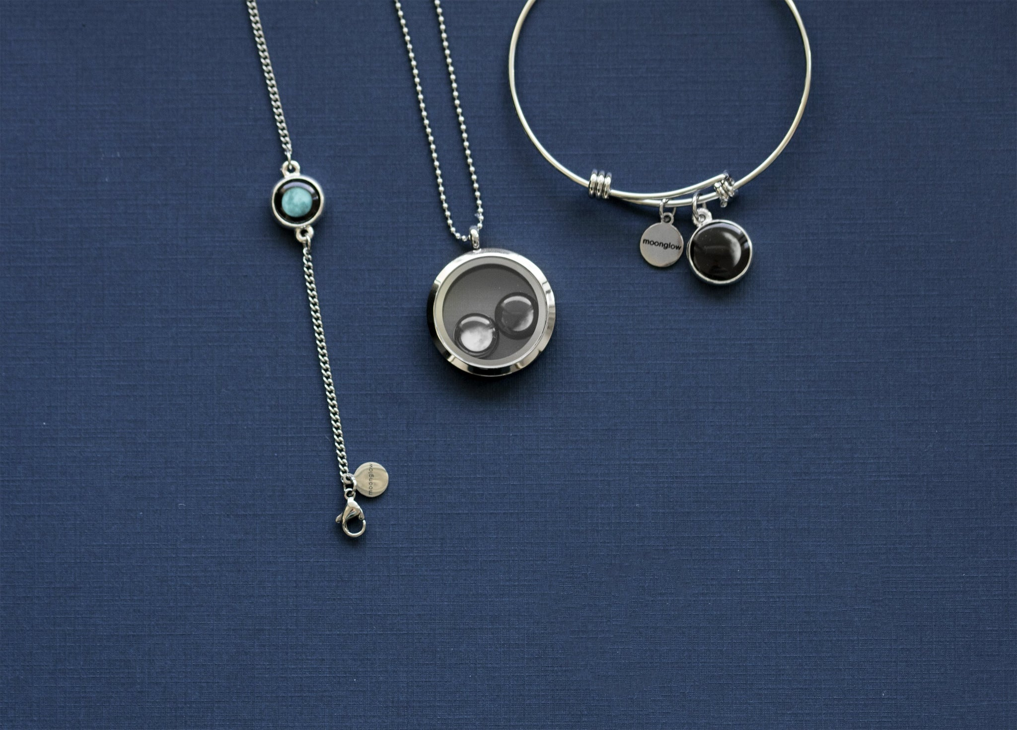 Lovers in the Locket Necklace