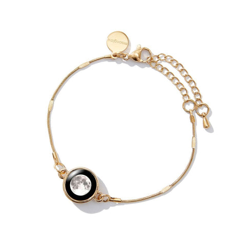 Mini Satellite Bracelet in Gold