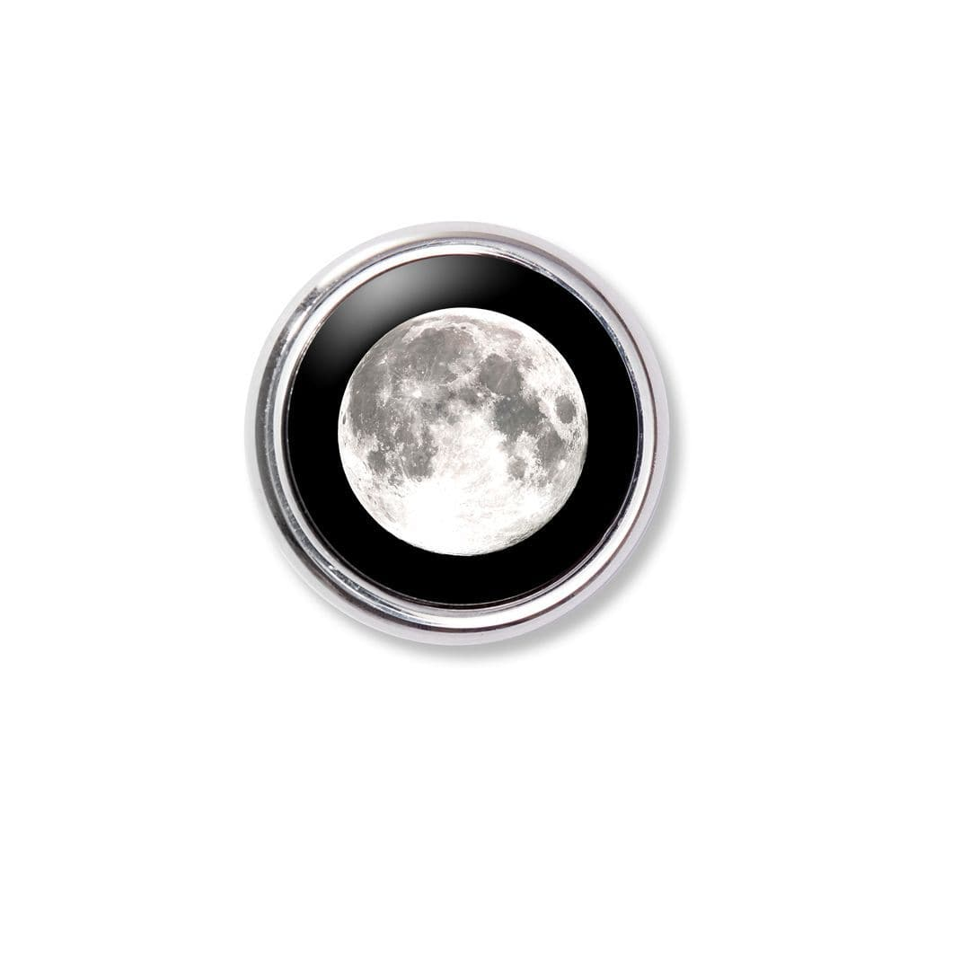 Timeless Moon Pin
