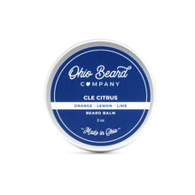 Load image into Gallery viewer, CLE Citrus Beard Balm