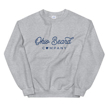 Load image into Gallery viewer, OBC Gray Unisex Sweatshirt
