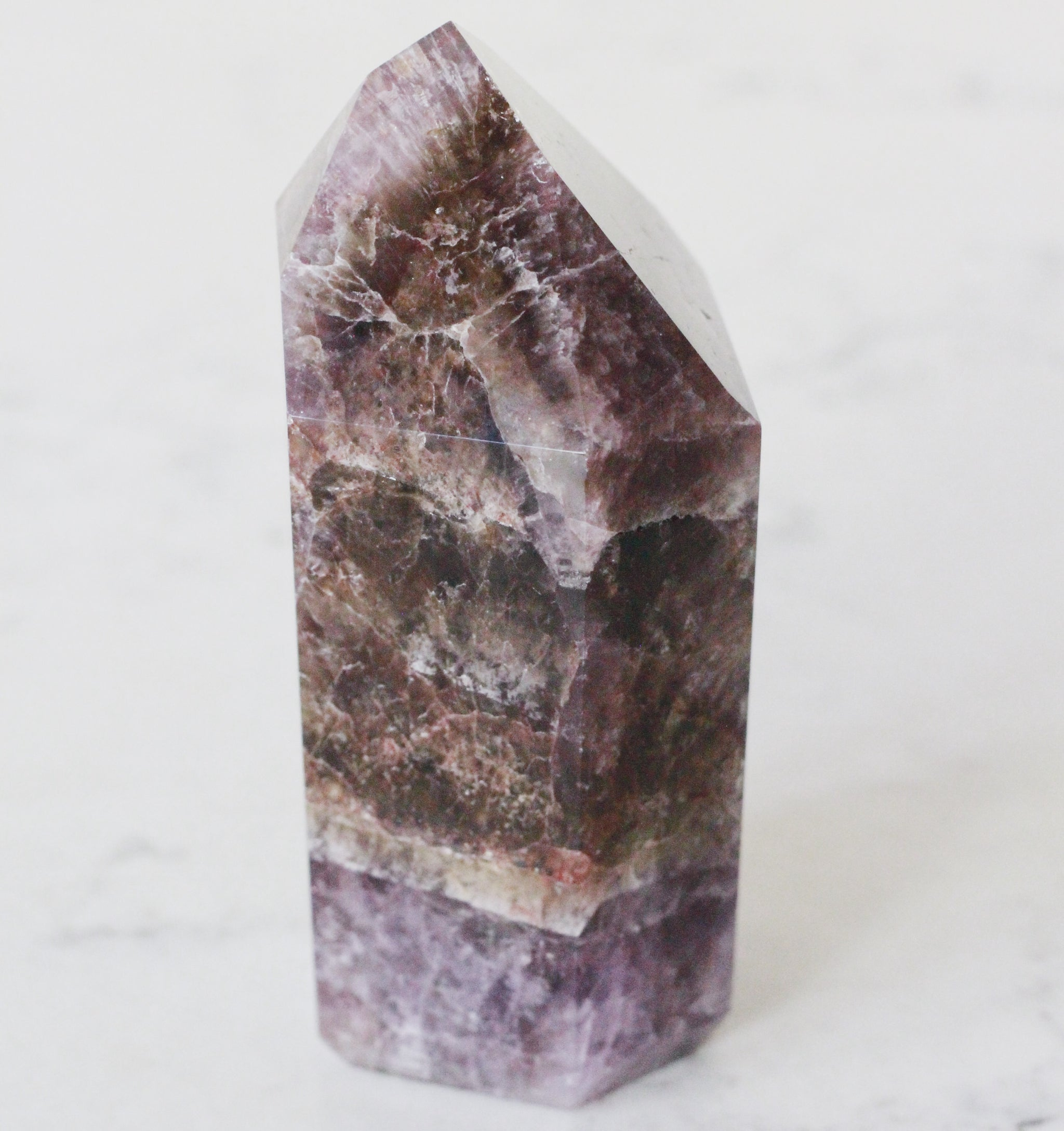 Super Seven Amethyst Tower