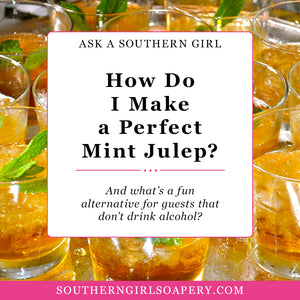How Do I Make a Perfect Mint Julep?