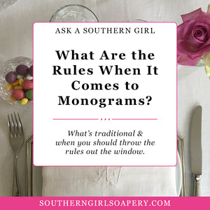 How to Make the Most of Your Monogram