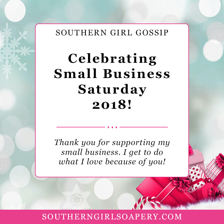 My Small Business Saturday 2018 Gifts to You!