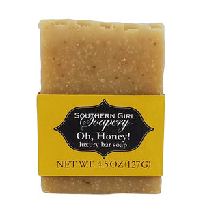 Oh, Honey! Luxury Bar Soap