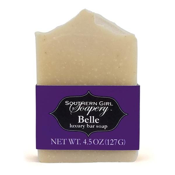 Belle Lavender & Tea Tree Luxury Bar Soap