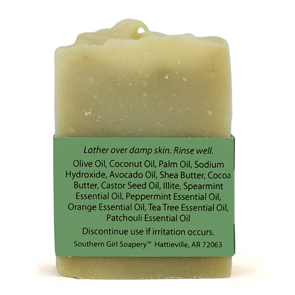 Mint Julep Luxury Bar Soap