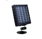 Trail Camera plug and play solar panels