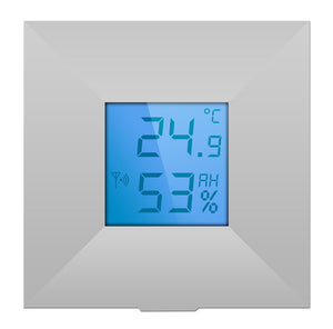 LUPUSEC - Temperature sensor with display V2