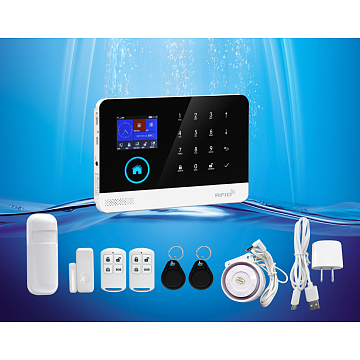 Smart Home Alarm System (GSM+GPRS+3G+WIFI)
