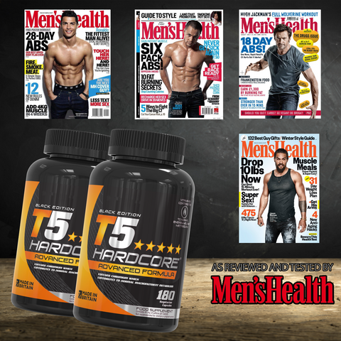 Mens Health Magazine reviews on t5