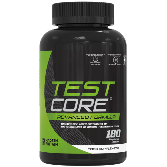 testcore testosterone booster for men
