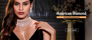 American Diamond Jewellery
