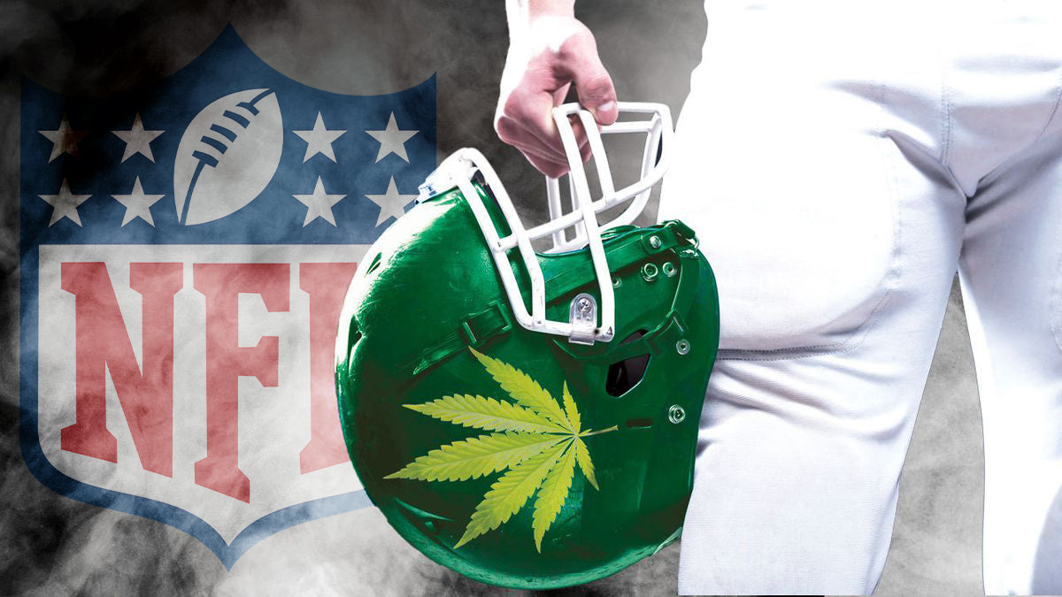 How CBD Helped a Former NFL Star Live a Better Life