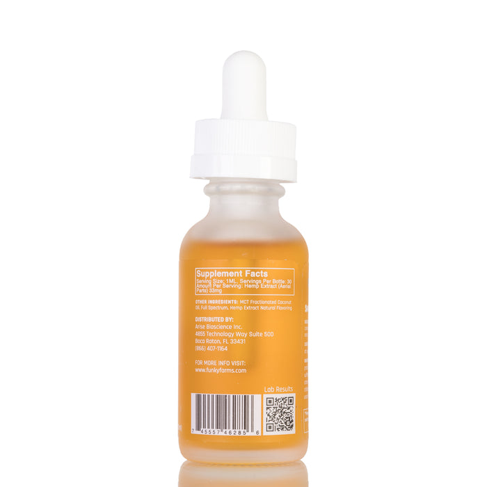 Alaskan Ice MCT Oil by Funky Farms Tincture - 1000mg/30ml