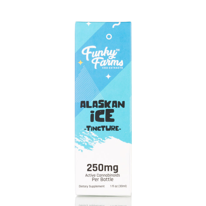 Alaskan Ice MCT Oil by Funky Farms Tincture - 250mg/30ml