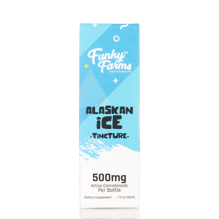 Alaskan Ice MCT Oil by Funky Farms Tincture - 500mg/30ml