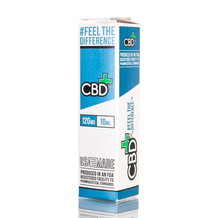 Hemp Additive by CBDfx Vape Juice - 120mg/10ml