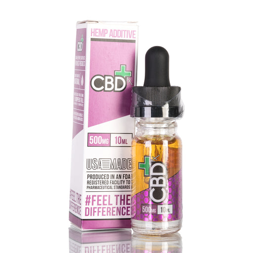 Hemp Additive by CBDfx Vape Juice - 500mg/10ml
