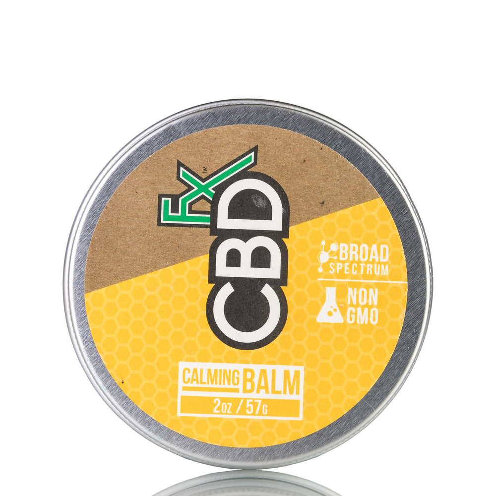 Calming Balm by CBDfx Topical - 150mg/2oz