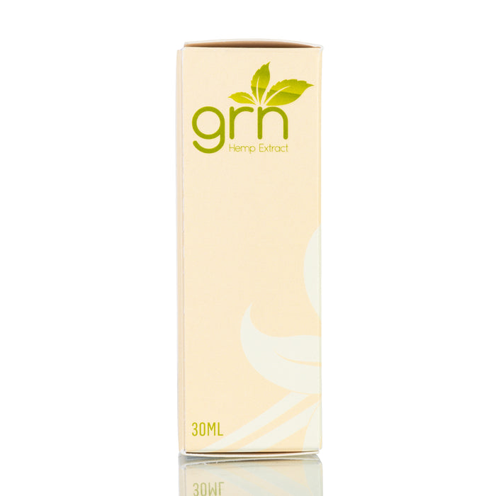 Vanilla Custard by GRN CBD Vape Juice - 250mg/30ml