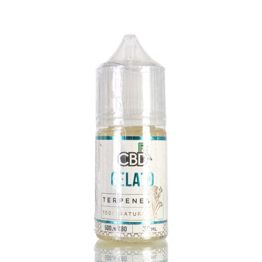 Gelato Terpenes Oil by CBDfx Vape Juice - 500mg/30ml