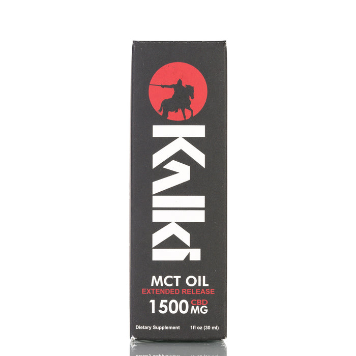 ISOTERP MCT Oil Extended Release by Kalki Tincture - 1500mg/30ml
