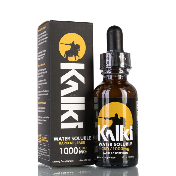 ISOTERP Water Soluble Rapid Release by Kalki Tincture - 1000mg/30ml