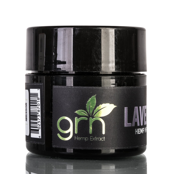 Lavender by GRN CBD Lotion - 250mg/2oz