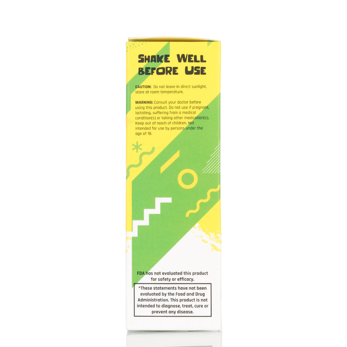 Lemon Limon MCT Oil by Funky Farms Tincture - 1000mg/30ml