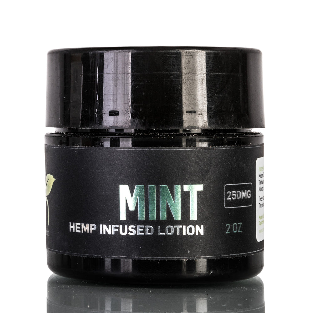 Mint by GRN CBD Lotion - 250mg/2oz