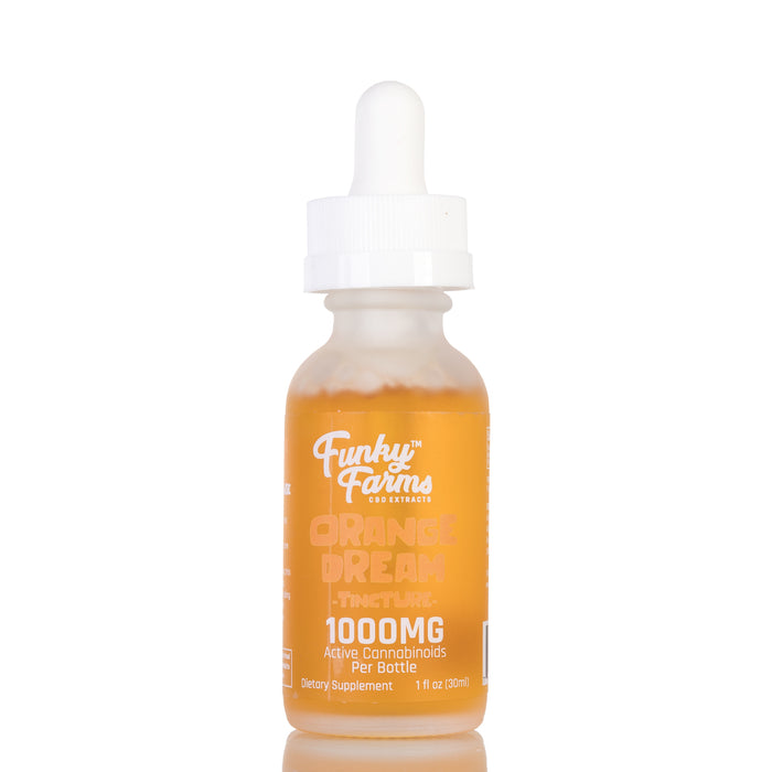 Orange Dream MCT Oil by Funky Farms Tincture - 1000mg/30ml