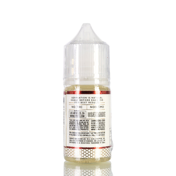 Platinum Rose Terpenes Oil by CBDfx Vape Juice - 500mg/30ml