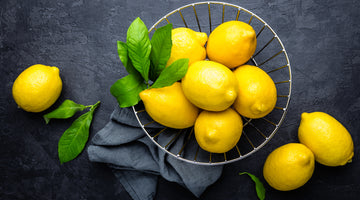 When Life Gives You Lemons, Use Essential Oils